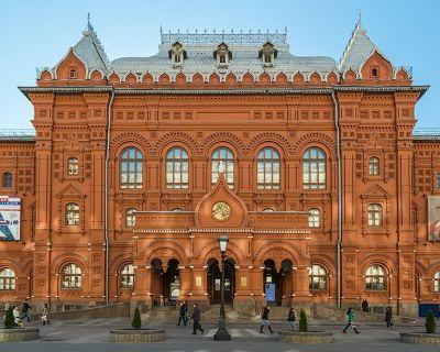 Техническое обследование здания Музея Отечественной войны 1812 г.