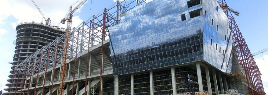 Футбольный стадион ЦСКА